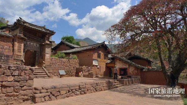 印象诺邓古村---提举衙门