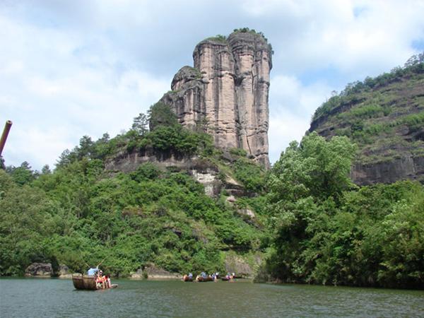 美丽武夷山(图文)_国家旅游地理网_探索自然