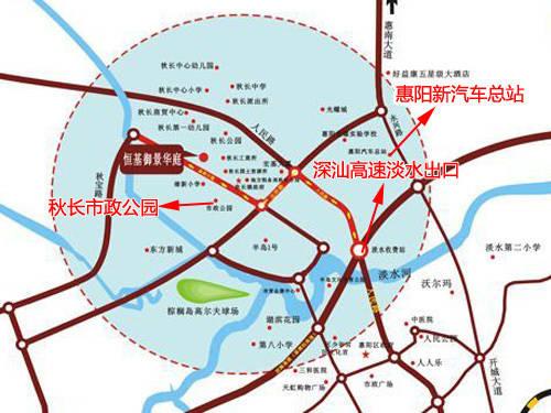 房价跌破4000 惠州最低特价房全解析