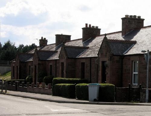纯净的苏格兰婚礼小镇 因男女私奔结婚而闻名