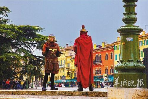 爱情圣地意大利维罗纳 朱丽叶的酥胸带来美好爱情