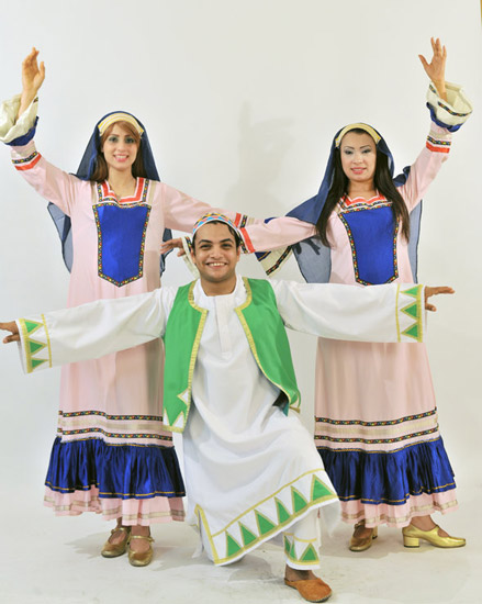 苏州新城花园阿拉伯美食节开幕