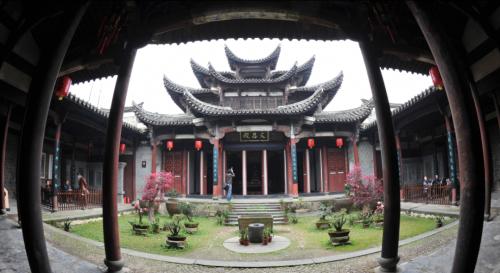 二月游江南 品文化古镇