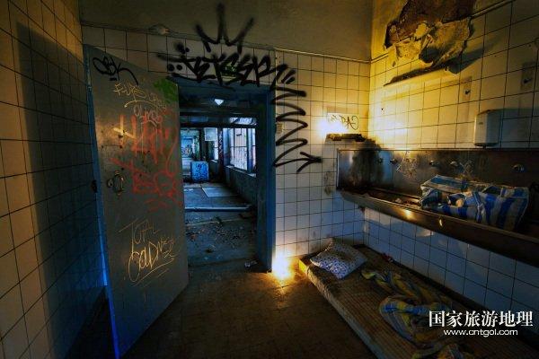 瑞典奇葩旅馆,让你体验流浪汉生活