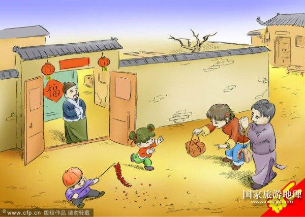 春节习俗:初一到十五的讲究忌讳