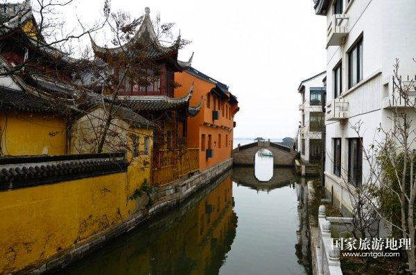 昆山锦溪:江南小镇的悠悠岁月