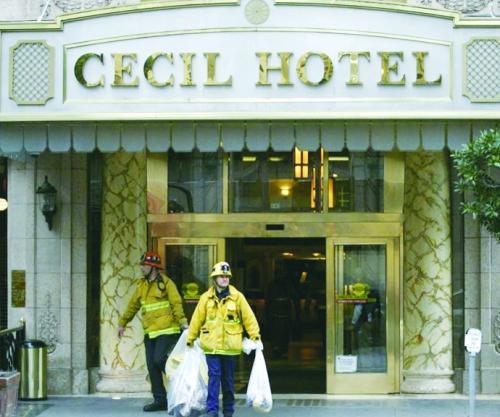 塞西尔酒店。