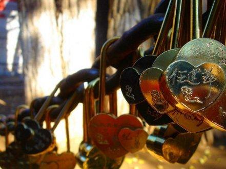 佛教圣地:红螺寺风光