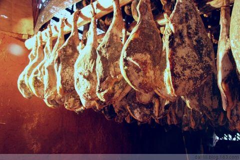 白族美食---诺邓火腿 - dalilili - 大理的博客(dalilili)