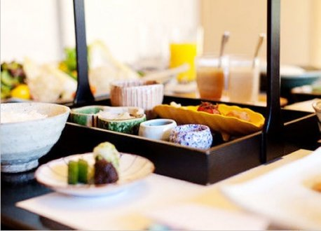 餐桌上的艺术品 充薰着禅意的精致怀石料理