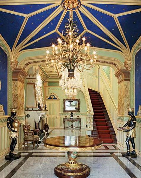 日内瓦奢华城堡 Chateau El Masr