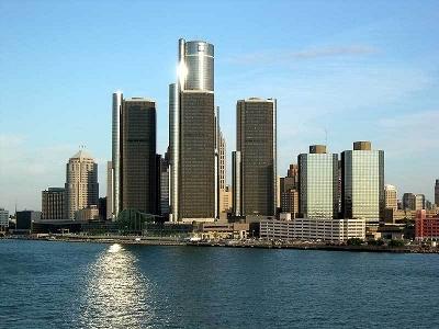 第九位 底特律