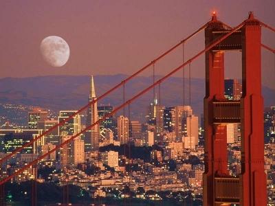 第五位 旧金山