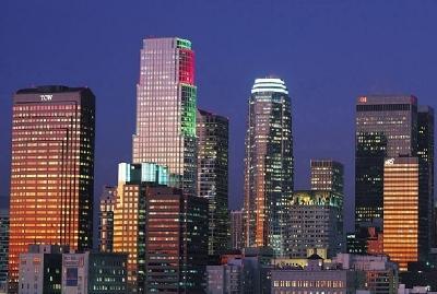 第二位 洛杉矶