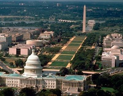 第四位 华盛顿首府D.C.