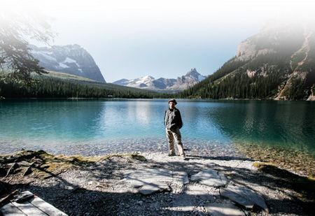 绝美的冰川湖 欧哈拉湖秘境徒步