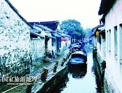 游水乡访华东品东方神韵(图)