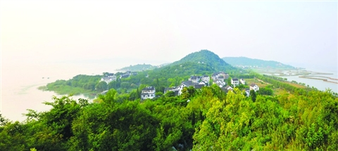 江苏苏州 酷热7月