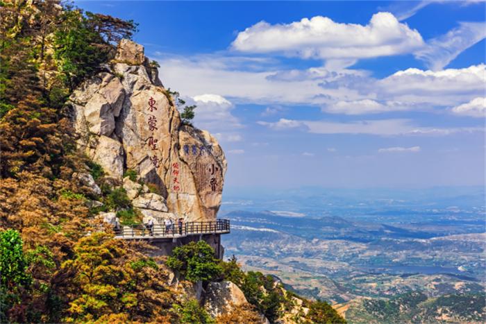 沂蒙山银座天蒙旅游区,是三教圣地,更是人间福地,这里有着优美的自然