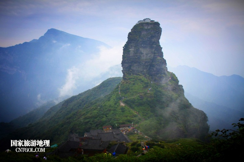 梵净山成为我国第53处世界遗产、第13处世界自然遗产。至此,贵州成为我国世界自然遗产数量最多的省份。