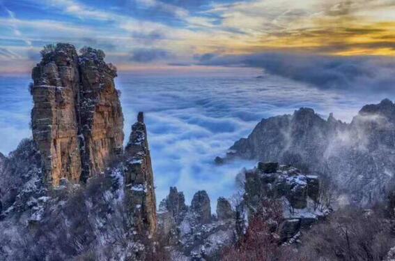 河北白石山风景区介绍