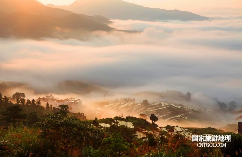《灵山的早晨》 陈卫荣