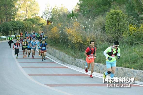 2018长江三峡(巫山)成功举办国际越野赛
