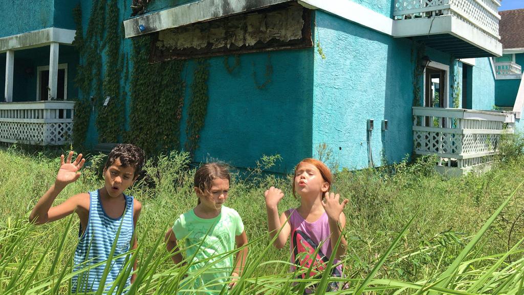 佛罗里达海滨度假天堂/佛罗里达的孩子们