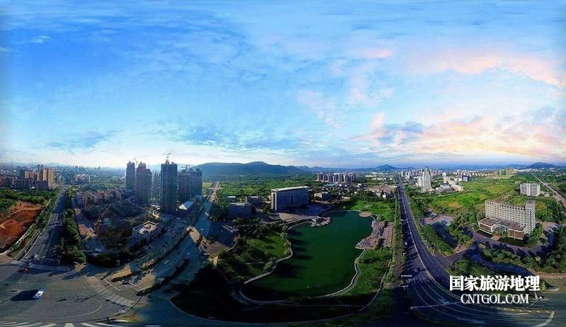 """畅游""""东方日内瓦""""巢湖/国家园林城市-巢湖"""