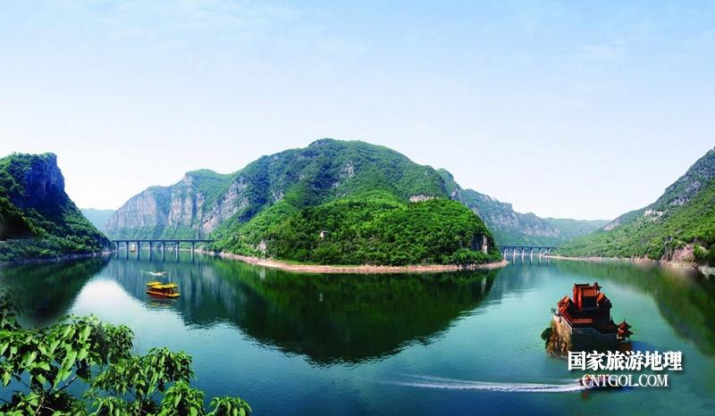 登过山西王莽岭何须五岳攀/王莽岭湖光山色美景