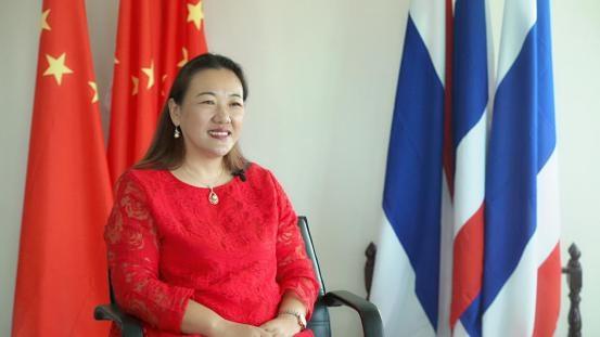 专访华人企业家王霞:中泰两国文化旅游交流推动者