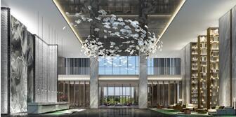 鱼米侨乡 自然意境江门首家高尔夫度假酒店--鹤山万达嘉华酒店揭幕(图2)
