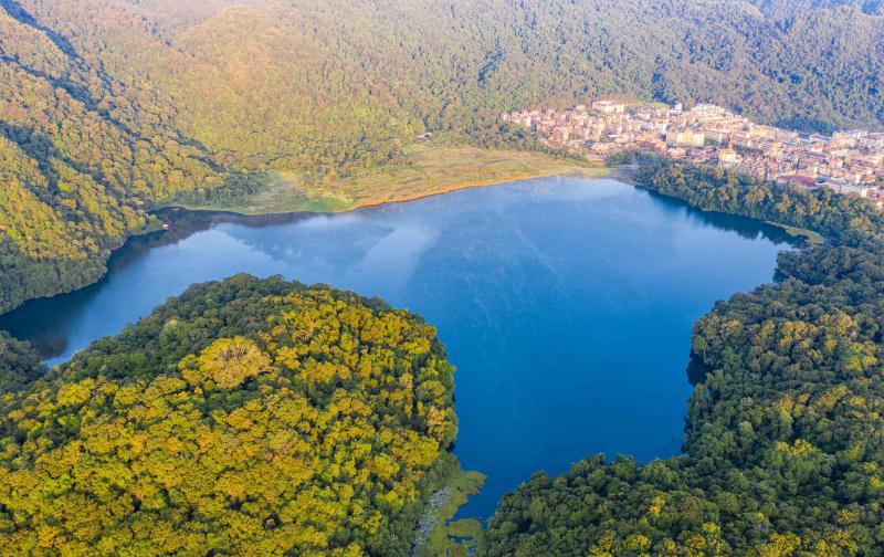 达开湖旅游风景区