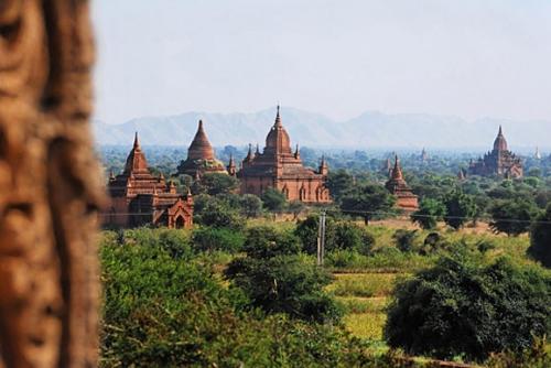 充满魅力的神秘国度 纯净缅甸无处不入画