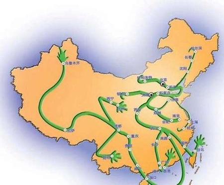 年底出行求转运 冬日游中国境内的龙脉