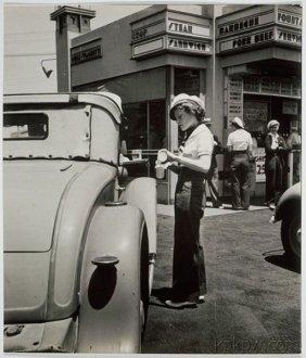 美国划时代经典摄影作品欣赏