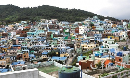 炫动之旅 韩国艺术村中体验韩式小清新