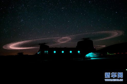 美国2012年度军事摄影大赛获奖作品欣赏