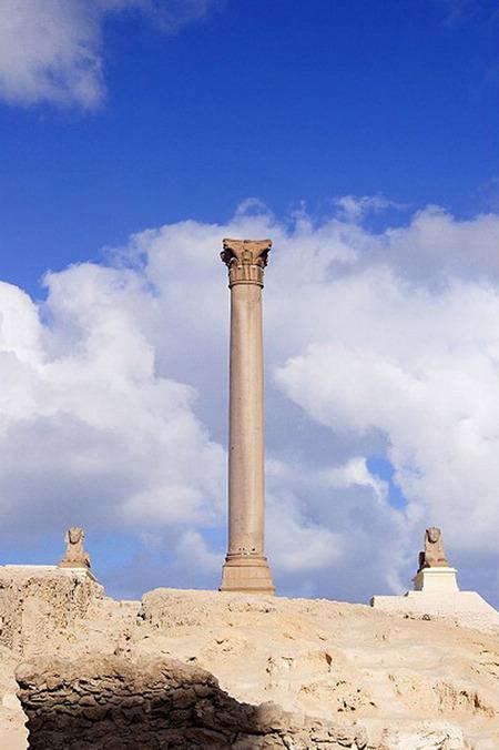 邂逅古老的亚历山德拉 听埃及艳后的传奇故事