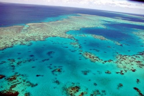 坐直升机欣赏立体美景 火山雪山珊瑚礁尽收眼底