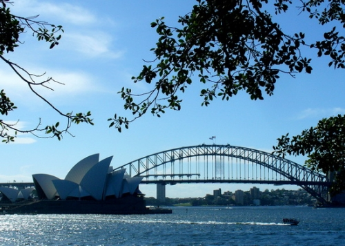 阳光海水葡萄美酒 初夏去澳大利亚感受秋天