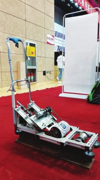 甘肃省大学生方法创新设计v方法开赛98件常用机械现代模具设计作品图片