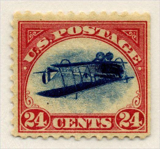 美国珍稀错版邮票失而复得 市场估价20万美元