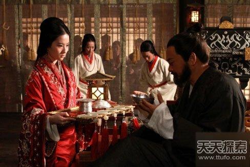 中国古代最兽性皇帝 连岳母都不放过