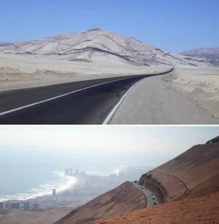"""爱达荷魔鬼三角地--诡异""""死亡公路"""""""