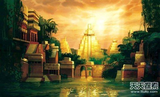 世界十大失踪文明:地心存在未知世界