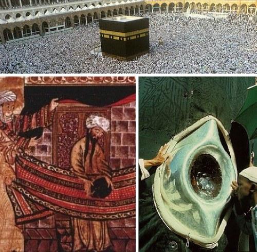 神秘不解的来客 有宗教崇拜色彩的陨石谜团
