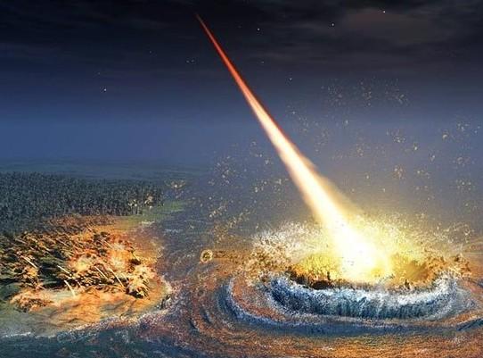 末日真相 撞地地球行星根本不复存在