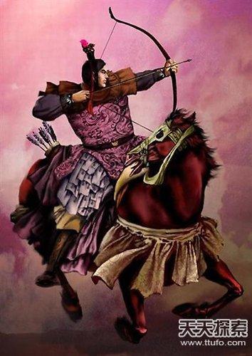中国古代战神级人物:第一名出乎意料