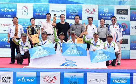 泰宁:全国自然水域垂钓大赛精彩上演奖金总额高达30万元